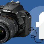 Cómo transmitir facebook en vivo desde una cámara nikon