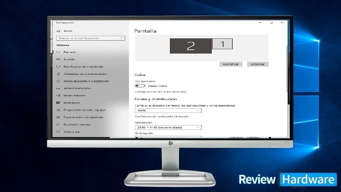 Cómo solucionar el problema de la resolución en Windows 10