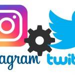 Apps para gestionar instagram y twitter