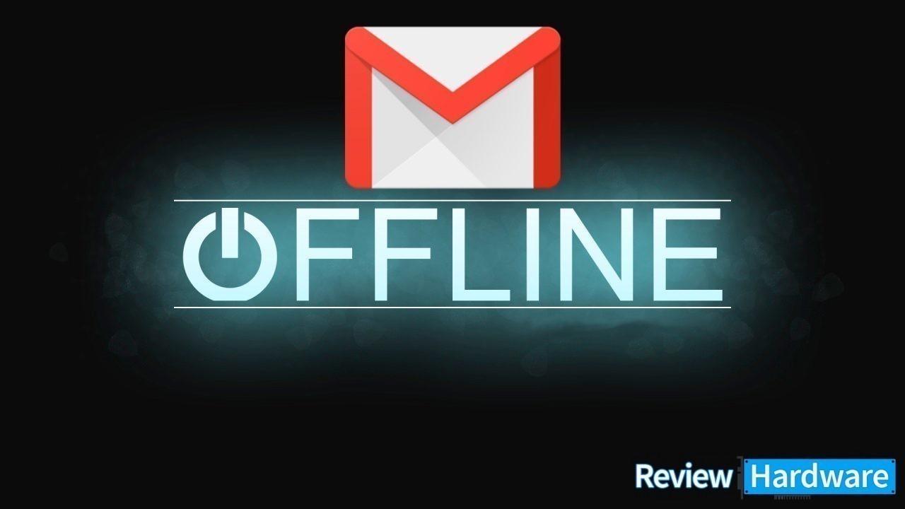Cómo habilitar el modo offline de Gmail