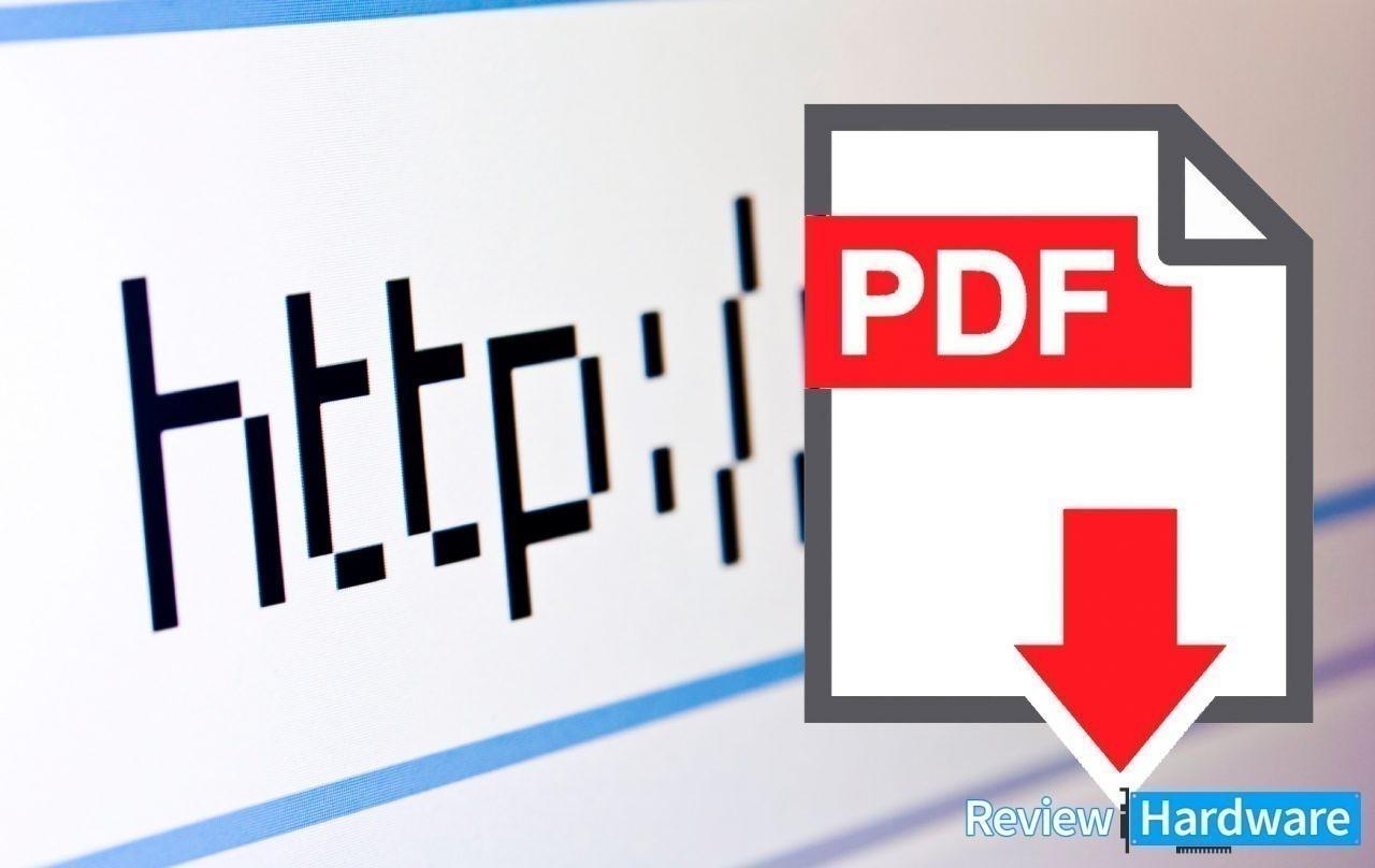 Cómo convertir páginas web a pdf