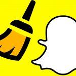 Cómo eliminar mensajes de snapchat con clear chat