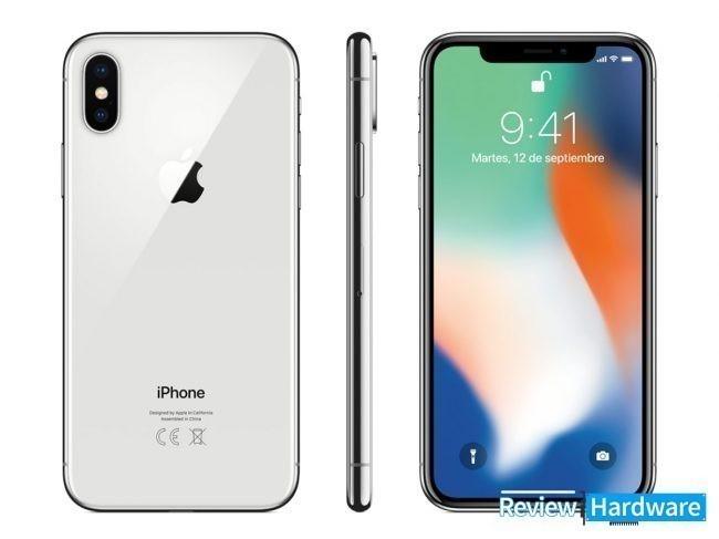 iphone x especificaciones