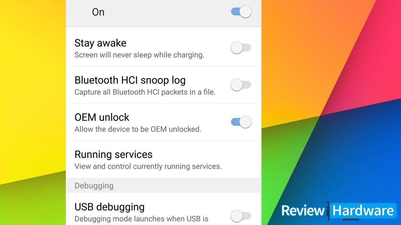 Cómo desbloquear el OEM Unlock en Samsung Galaxy S8/S9/Note 8
