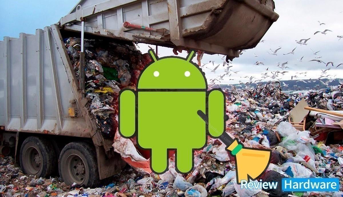 Cómo quitar la basura preinstalada en android sin root
