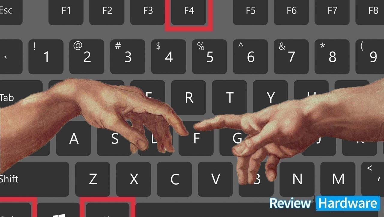 Cómo reiniciar la grafica con un atajo teclado en windows-10