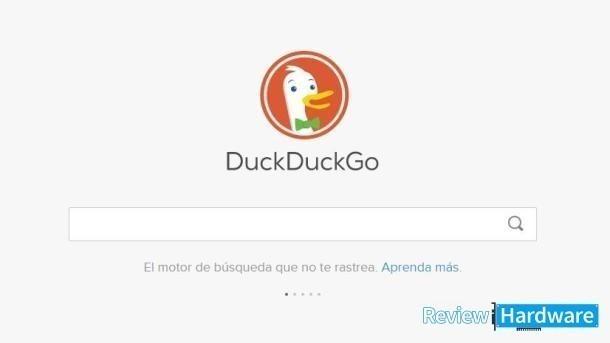 duckduckgo motores de búsqueda más privados que google