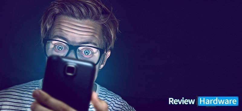 youtube y la luz azul