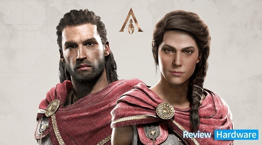 personajes de assassin's creed odyssey