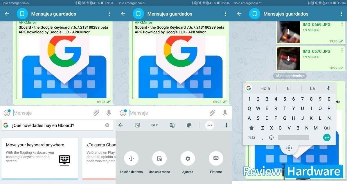 Los mejores consejos para el teclado GBoard de Google